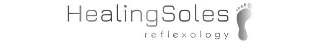 REFLEXOLOGY. Thinner logo image
